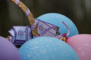 Met dank aan de Balloon factory